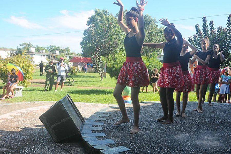 Inicio de la jornada cultural.Fotos Yoandris Delgado Matos (9)