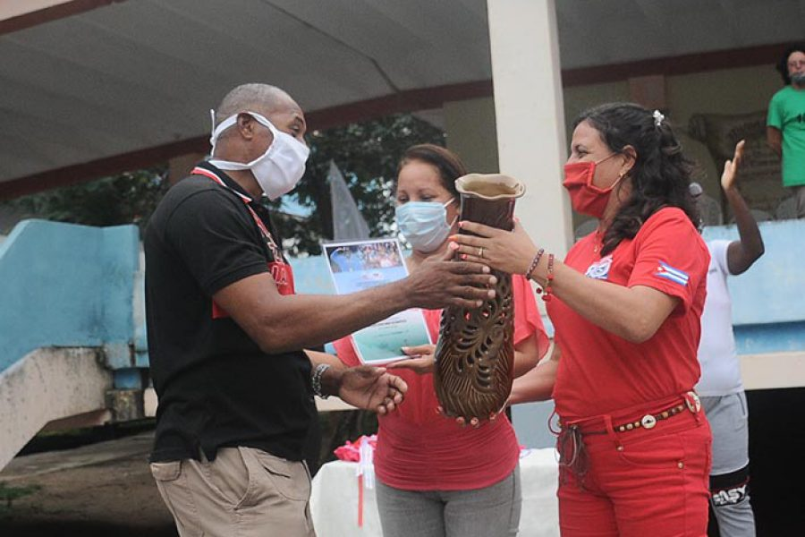 Gala inicio de jornada por el día de la Cultura Física. Fotos Yoandris Delgado Matos (5)