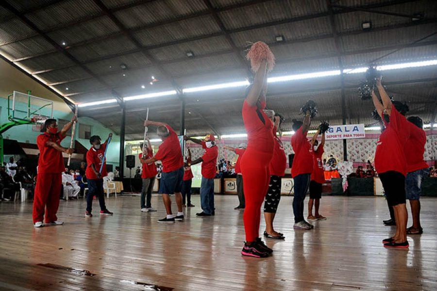 Representación por el día de la Cultura Física.Fotos Yoandris Delgado Matos (6)
