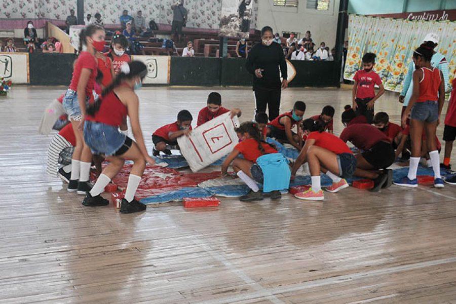 Representación por el día de la Cultura Física.Fotos Yoandris Delgado Matos (7)