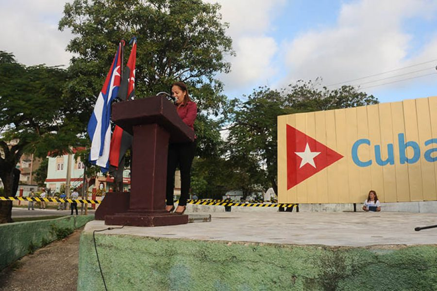 Acto por el triunfo de la Revolución.Fotos Yoandris Delgado Matos (6)