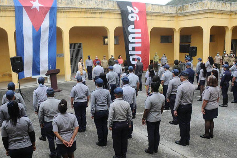 Aniversario 62 de la policia Nacional Revolucionaria.Fotos Yoandris Delgado Matos (3)
