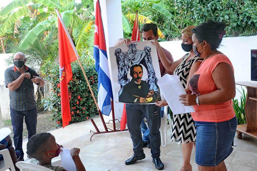 Homenaje a Martí desde la casa de los niños sin amparo filial.fotos Yoandris Delgado Matos (3)