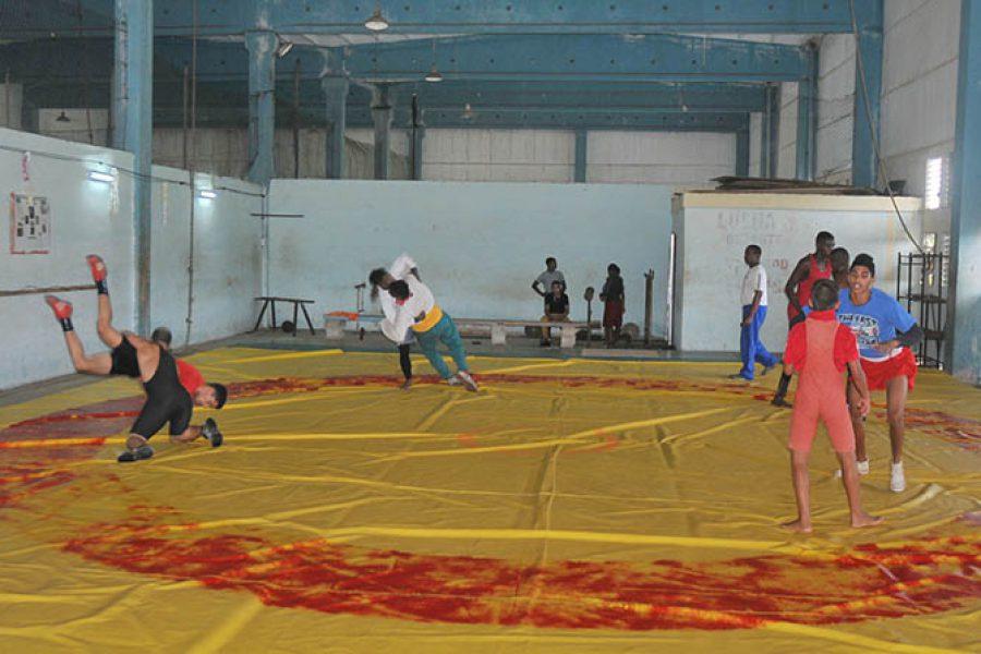 Preparación juegos Escolares Nacionales.3