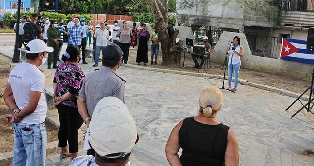 Cierre de cuarentena en varias zonas.Fotos Gerardo Mayet (15)