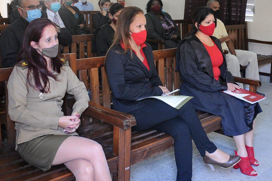 Jurídicas.Foto Yoandris Delgado Matos