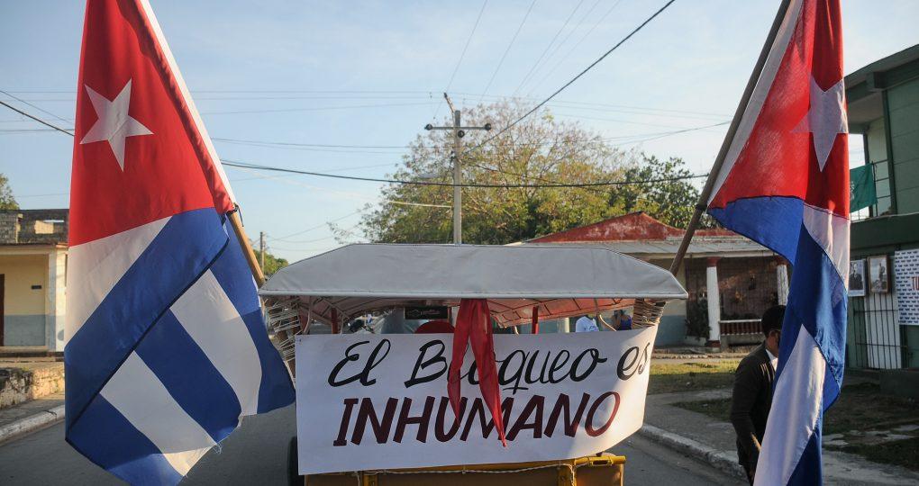 Carabana contra el bloqueo, fotos Yesmanis Vega Ávalos_06