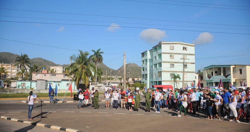 Carabana contra el bloqueo, fotos Yesmanis Vega Ávalos_16
