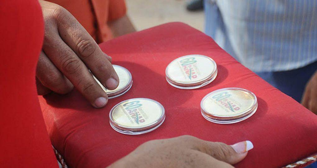 Entregan directivos de la ANAP sello conmemorativo y la bandera 60 Aniversario de la organisación anapista a productores destacados_8. fotos Yesmanis Vega Ávalos (3)