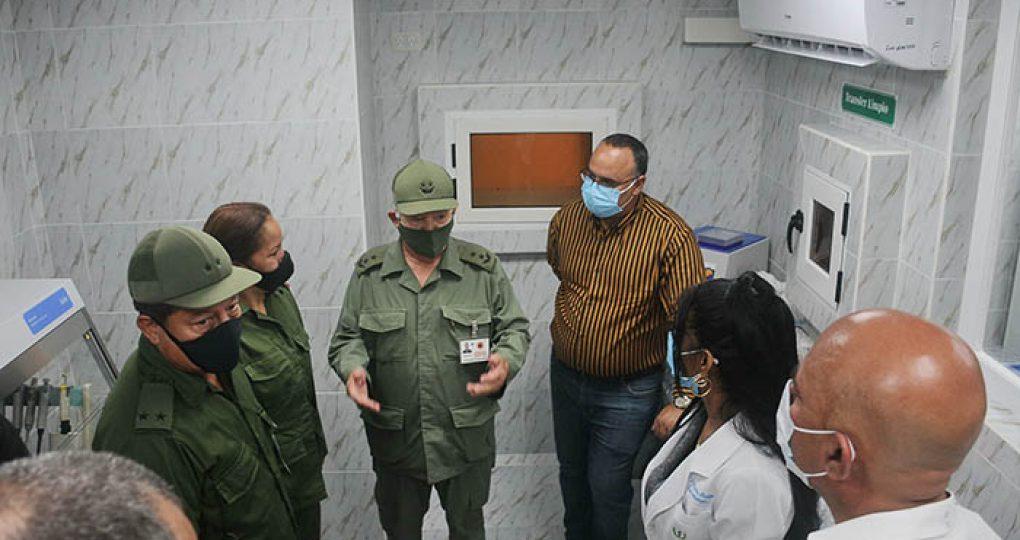 Inauguración del Laboratorio de Biología Molecular, fotos Yesmanis Vega Ávalos_11 (11)