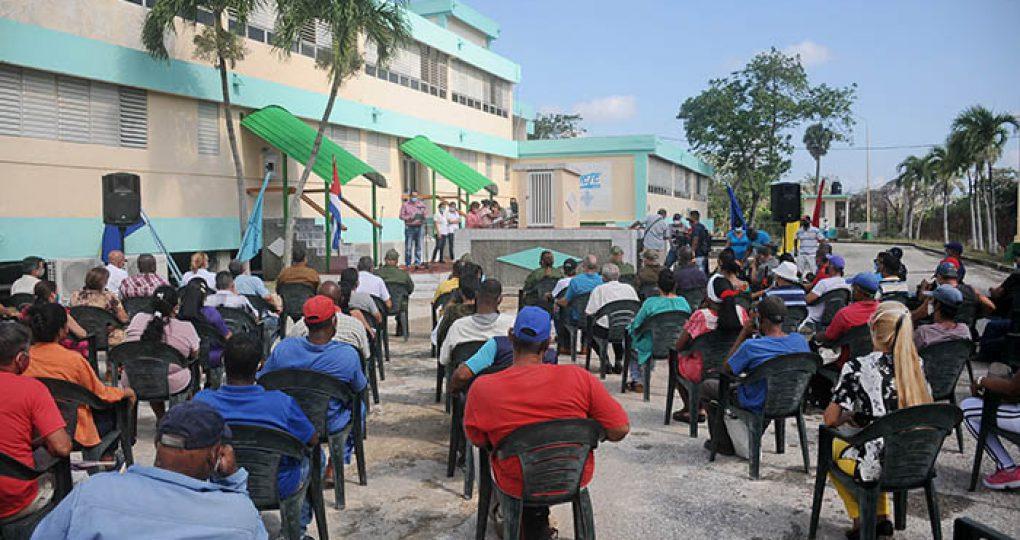 Inauguración del Laboratorio de Biología Molecular, fotos Yesmanis Vega Ávalos_11 (3)