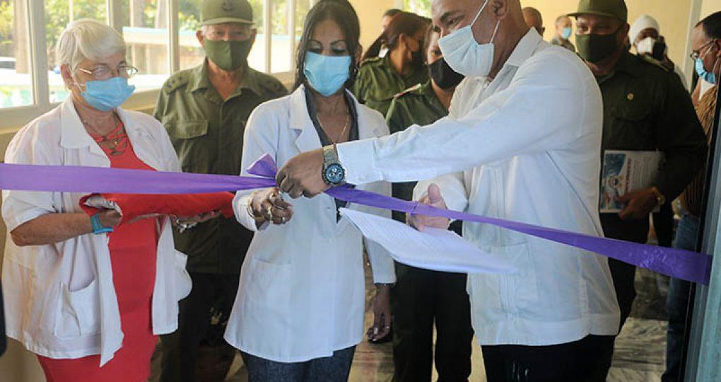Inauguración del Laboratorio de Biología Molecular, fotos Yesmanis Vega Ávalos_11 (6)