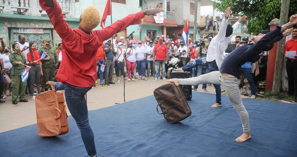 Carabana por el 1ro de Mayo, fotos Yesmanis Vega Ávalos_15
