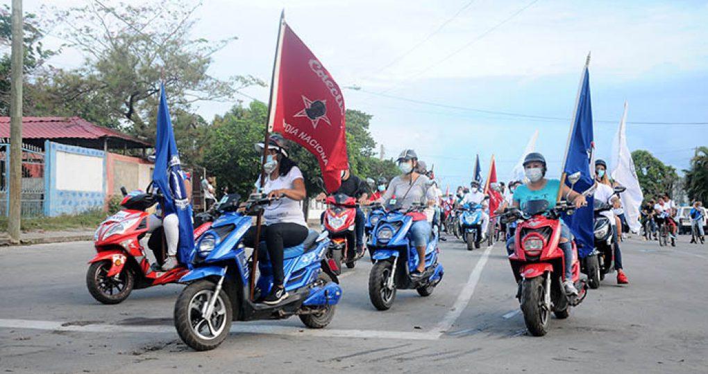 Caravana por el 1ro de Mayo, fotos Yesmanis Vega Ávalos_05