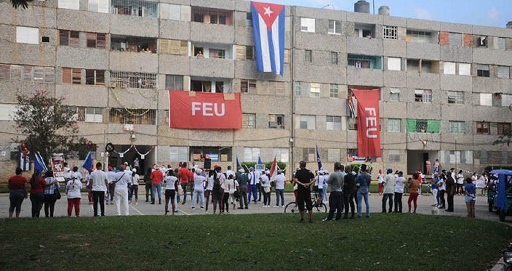 Caravana por el 1ro de Mayo, fotos Yesmanis Vega Ávalos_09