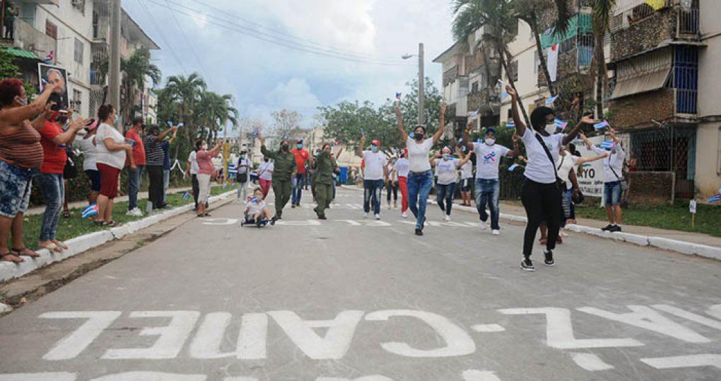 Caravana por el 1ro de Mayo, fotos Yesmanis Vega Ávalos_10