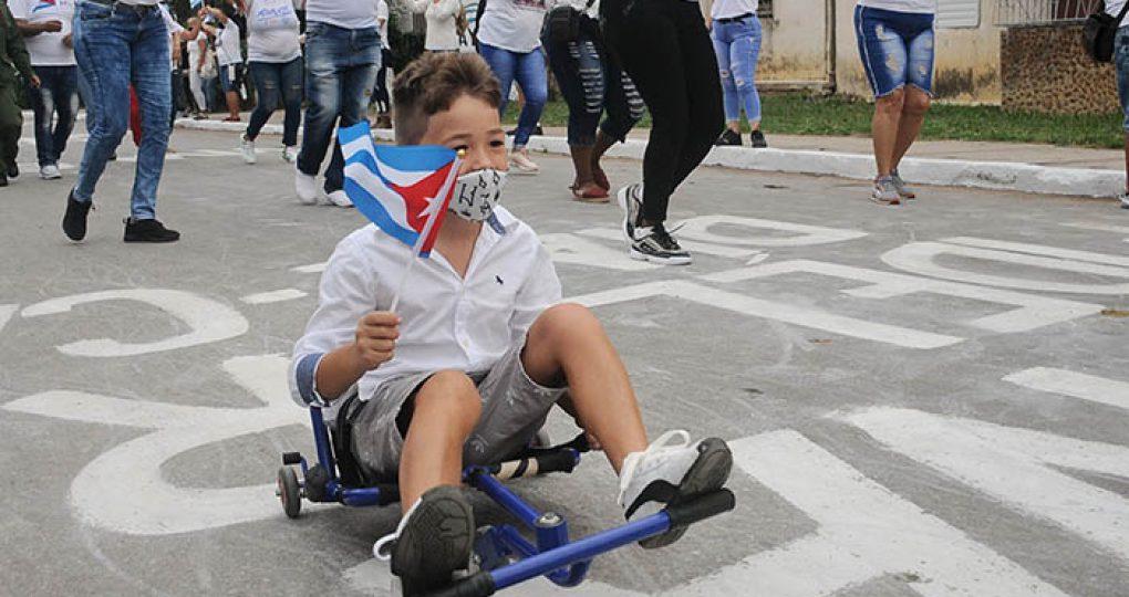 Caravana por el 1ro de Mayo, fotos Yesmanis Vega Ávalos_11