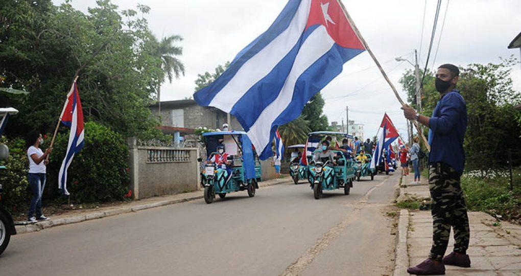 Caravana por el 1ro de Mayo, fotos Yesmanis Vega Ávalos_14