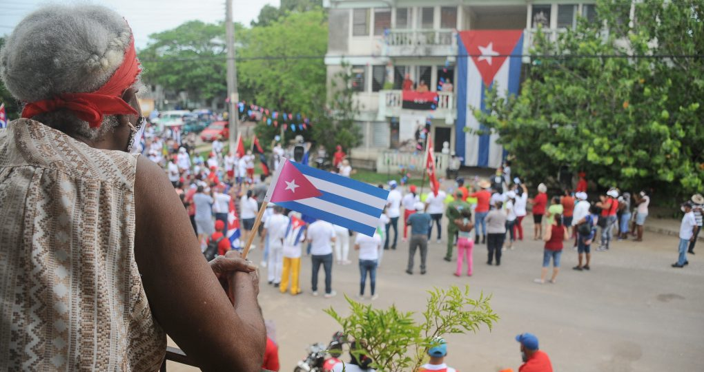 Caravana por el 1ro de Mayo, fotos Yesmanis Vega Ávalos_18