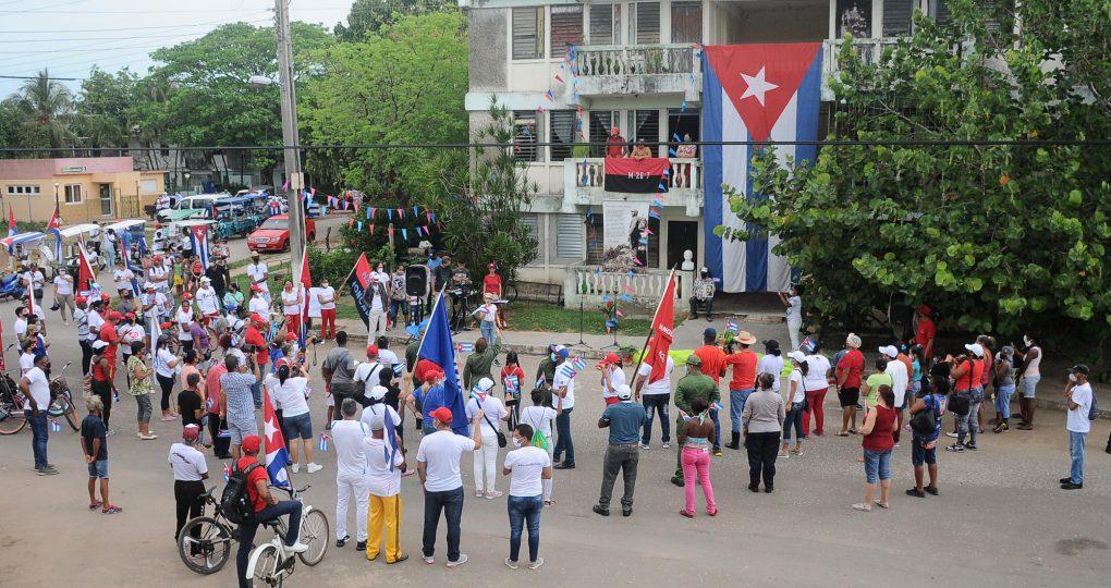 Caravana por el 1ro de Mayo, fotos Yesmanis Vega Ávalos_19