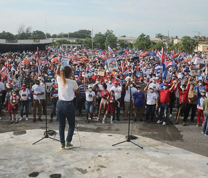 Cantata contra el imperialismo.Fotos Yoandris Delgado Matos (3)