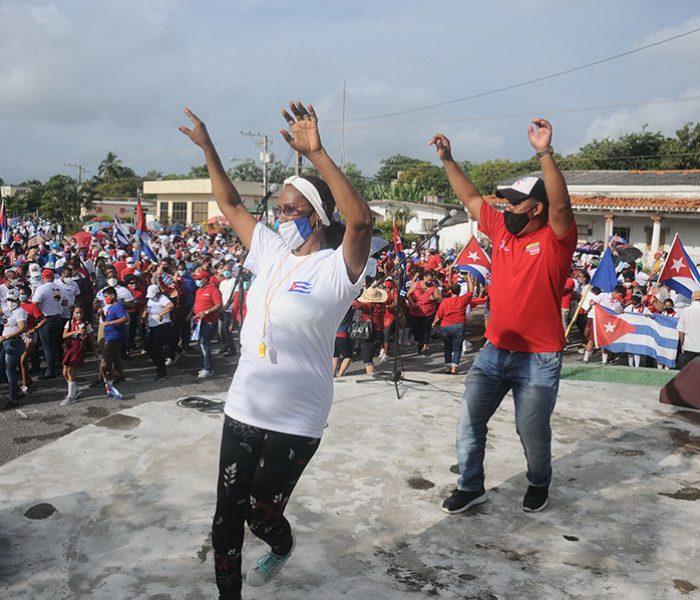 Cantata contra el imperialismo.Fotos Yoandris Delgado Matos (4)