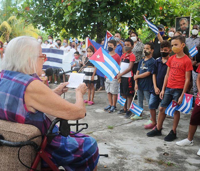 Cantata revolucionaria en la Victoria.Fotos Yoandris Delgado Matos (3)