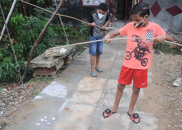 Actividades para los niños en víspera del aniversario 61 de los CDR.Fotos Yoandris Delgado Matos (10)