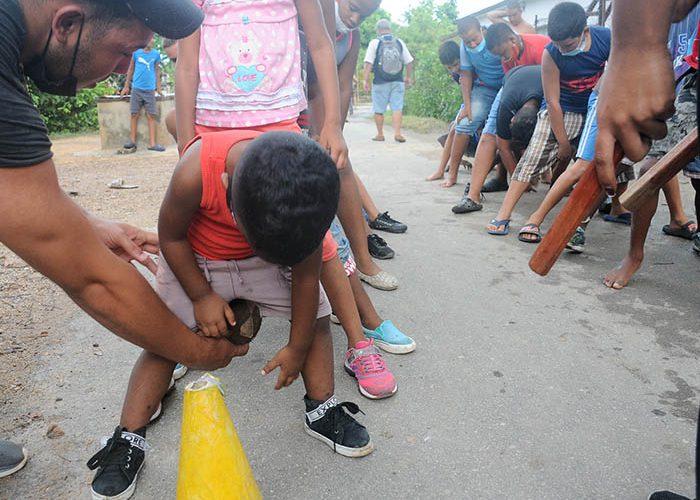 Actividades para los niños en víspera del aniversario 61 de los CDR.Fotos Yoandris Delgado Matos (13)