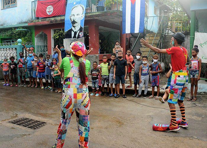 Actividades para los niños en víspera del aniversario 61 de los CDR.Fotos Yoandris Delgado Matos (15)