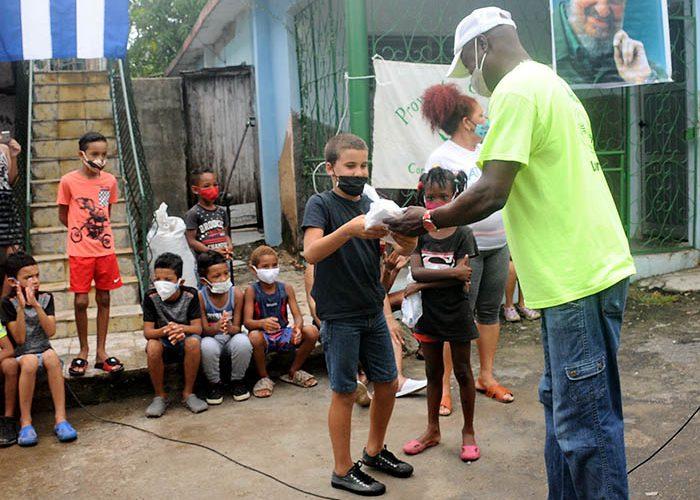 Actividades para los niños en víspera del aniversario 61 de los CDR.Fotos Yoandris Delgado Matos (16)