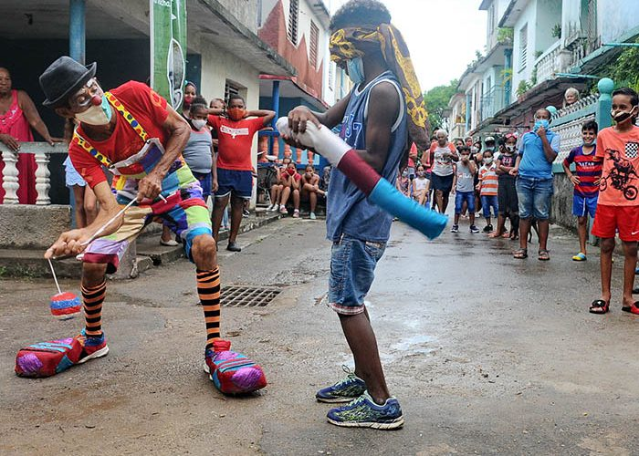 Actividades para los niños en víspera del aniversario 61 de los CDR.Fotos Yoandris Delgado Matos (20)