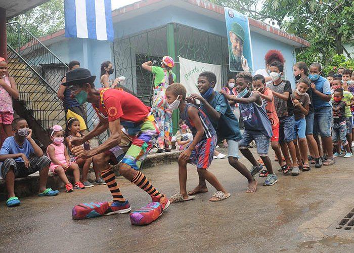 Actividades para los niños en víspera del aniversario 61 de los CDR.Fotos Yoandris Delgado Matos (8)