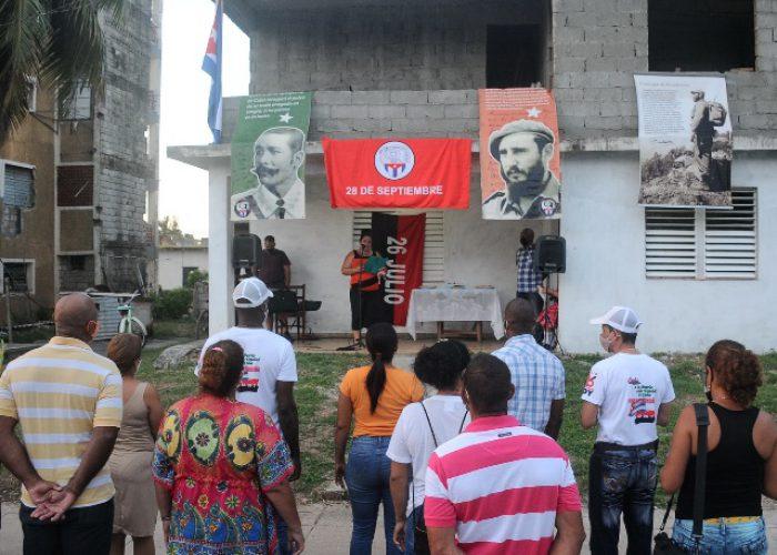 Aniversario 61 de los CDR.Fotos Yoandris Delgado Matos (2)
