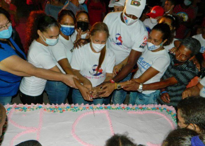 Aniversario 61 de los CDR.Fotos Yoandris Delgado Matos