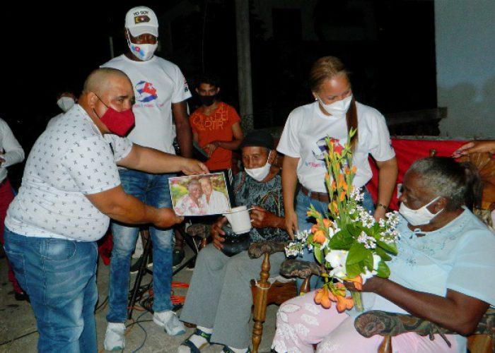 Cederistas homenajeados.Fotos Yoandris Delgado Matos (1)