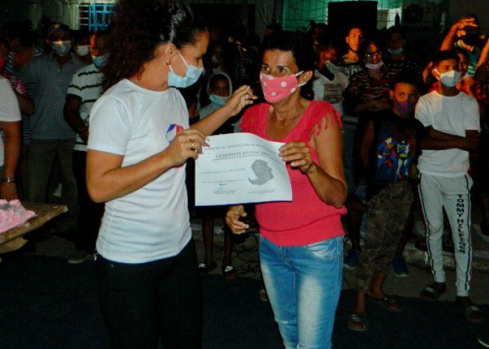 Cederistas homenajeados.Fotos Yoandris Delgado Matos (4)