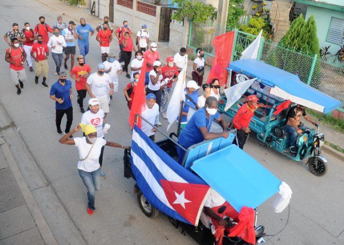 INDRE celebra el 61 aniversario de los CDR.Fotos Yoandris Delgado Matos (1)