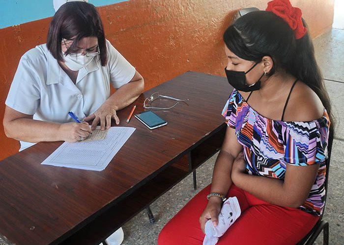 Vacunación pediátrica.Fotos Yoandris Delgado Matos (11)