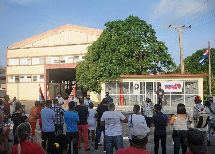 Acto 45 aniversario Anir en la Empresa del Mármol, fotos Yesmanis Vega Avalo_4