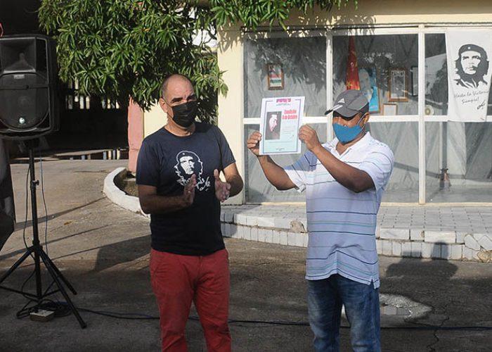 Acto 45 aniversario Anir en la Empresa del Mármol, fotos Yesmanis Vega Avalo_5