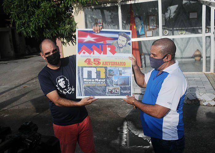 Acto 45 aniversario Anir en la Empresa del Mármol, fotos Yesmanis Vega Avalo_7