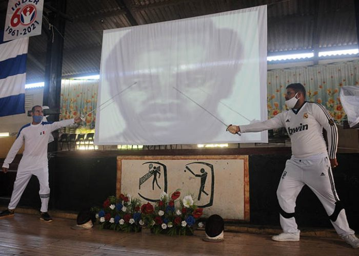 INDER celebra aniv. del crimen de Barbados. Fotos Yoandris Delgado Matos (10)