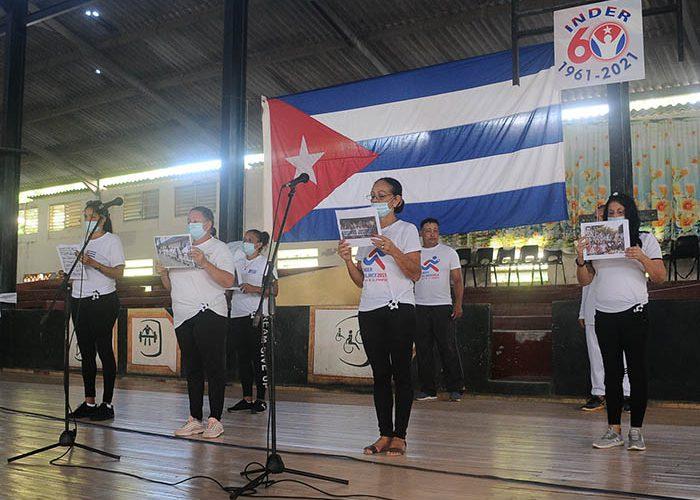 INDER celebra aniv. del crimen de Barbados. Fotos Yoandris Delgado Matos (9)