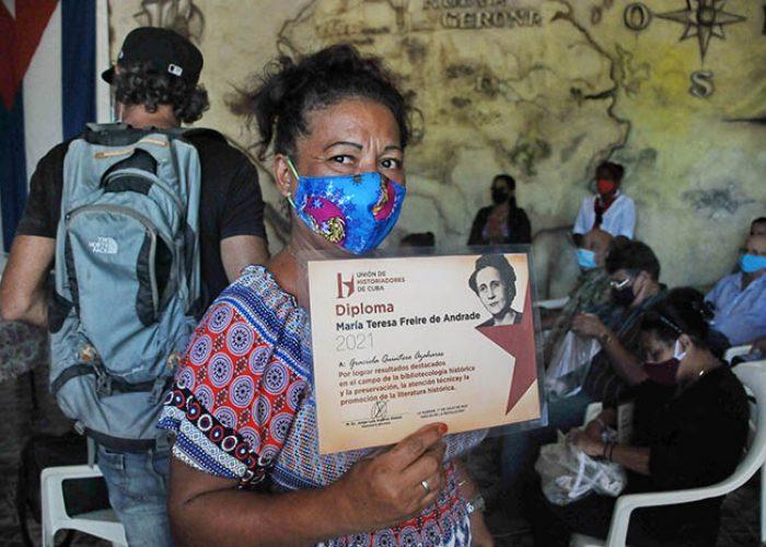 entrega de premio Miriam Maza y otros de la UNHIC_fotos Yesmanis Vega Avalo_2