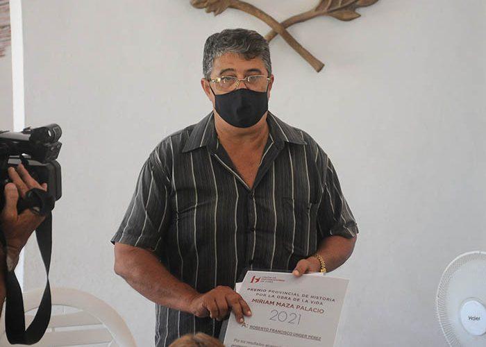 entrega de premio Miriam Maza y otros de la UNHIC_fotos Yesmanis Vega Avalo_3