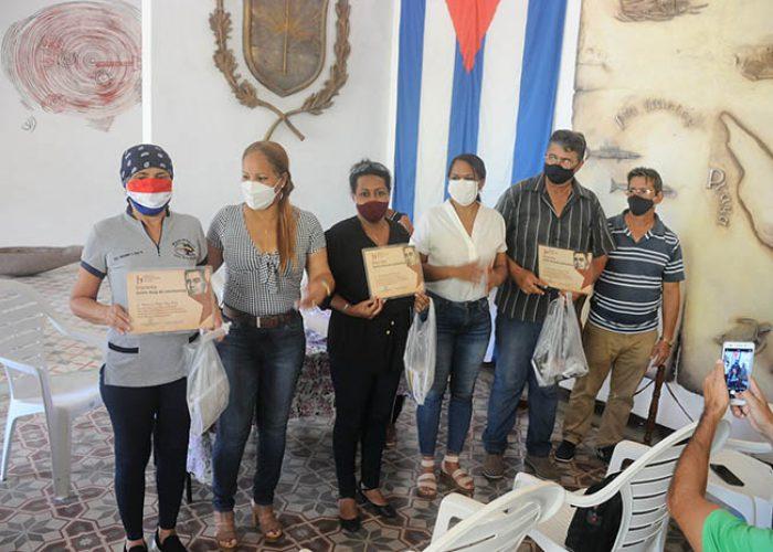 entrega de premio Miriam Maza y otros de la UNHIC_fotos Yesmanis Vega Avalo_4