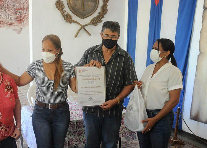 entrega de premio Miriam Maza y otros de la UNHIC_fotos Yesmanis Vega Avalo_7